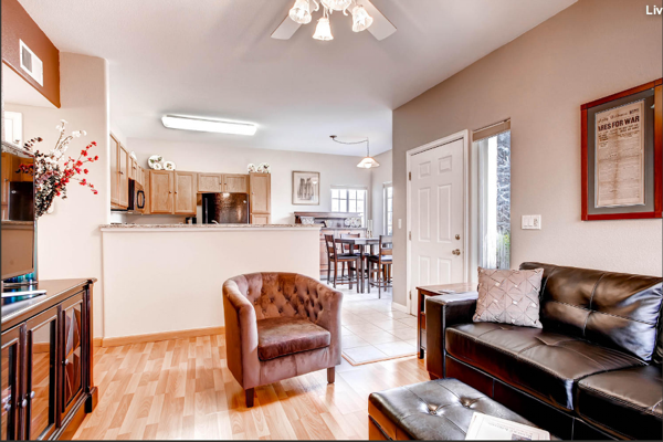 home staging consultation report