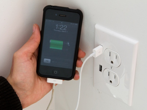 quick kitchen renovations usb charger hand