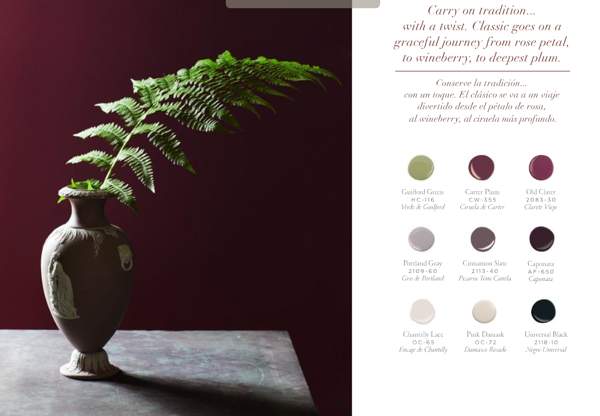 2015 Color of the Year Plum