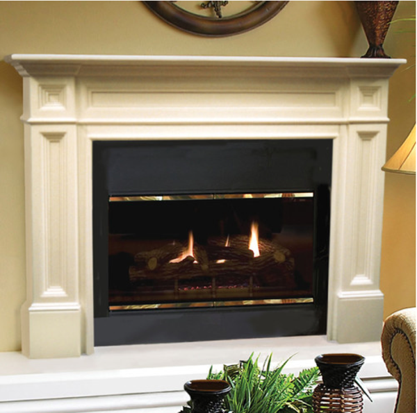 Fireplace Makeover 4 Ideas Fireplace Surround Classique