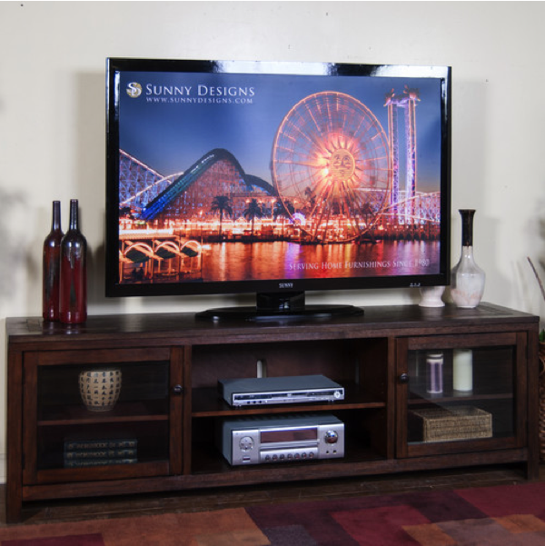 Flat Screen TV and Living Room Design 1